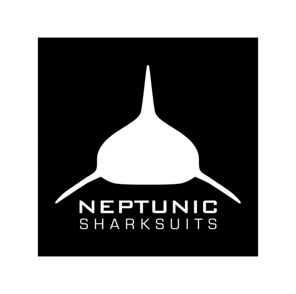 Sharksuits Decal - Large Black Square