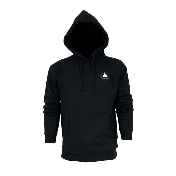 Neptunic Patch Pullover Hoodie