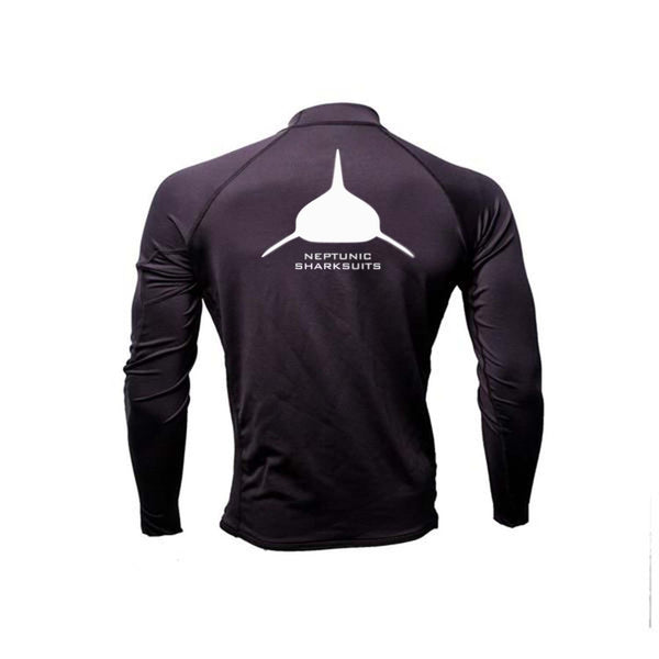 Neptunic Performance Lycra Back Logo