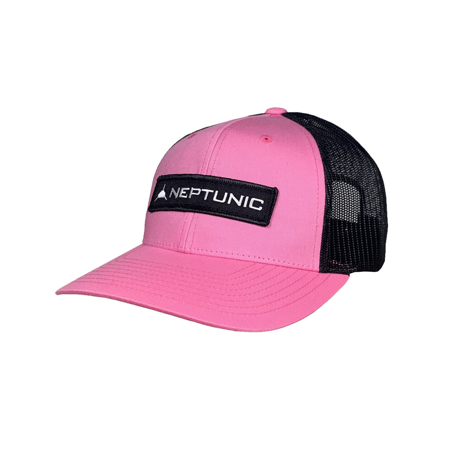 Neptunic Patch Pink Hat