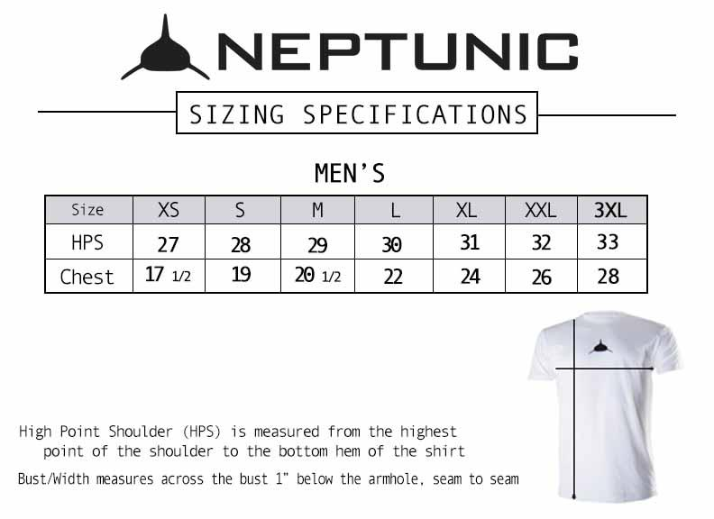 Neptunic Andy Casagrande| Stealth Classic
