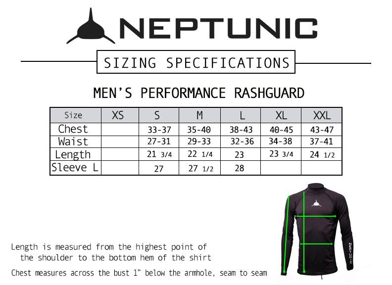 Mens Performance Rashguard in Light Grey