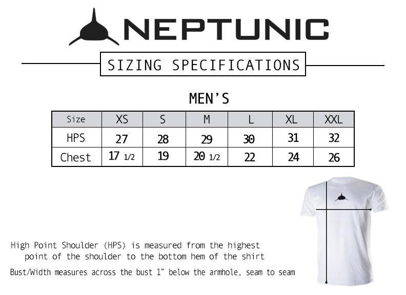 Neptunic Lockup in Charcoal