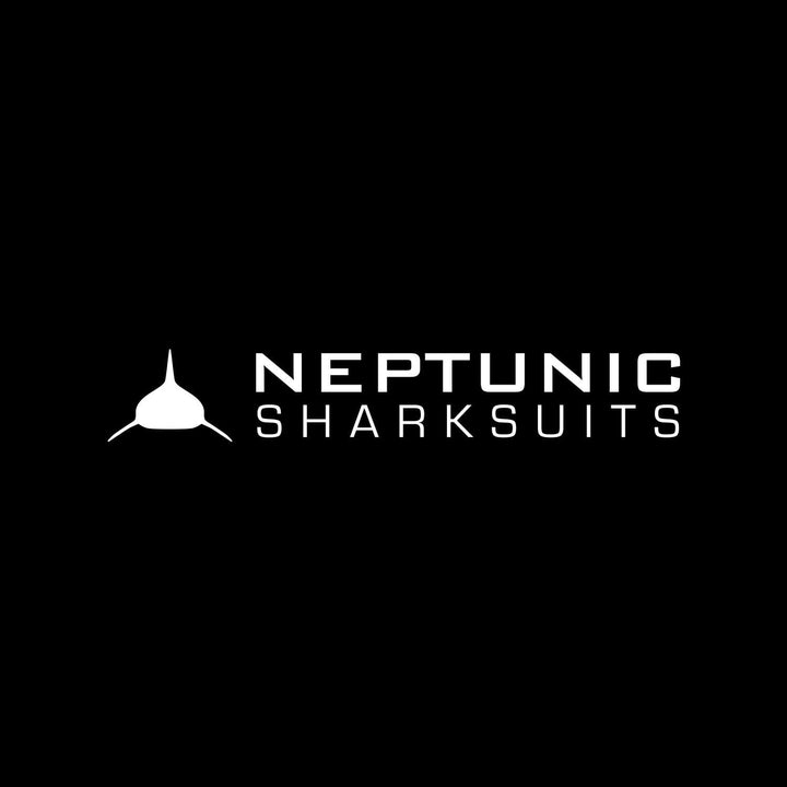 Neptunic Sharksuit Decal - Long