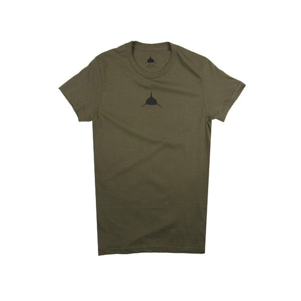 Neptunic Kids Tee in Army