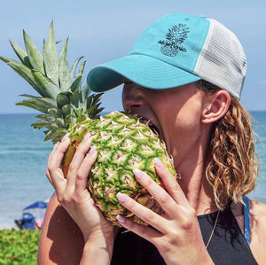 Neptunic Pineapple Hat
