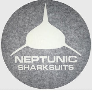 Neptunic Circle Decal - Big