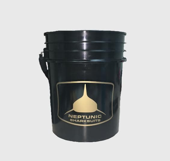 Vinyl Bucket Decal Gold