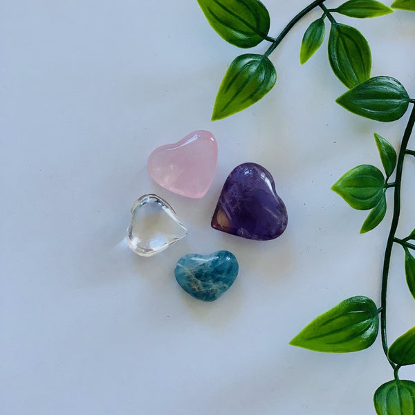 Heart Shaped Stones (Precise Cut)