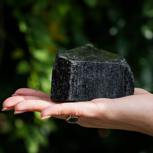 Big Black Tourmaline