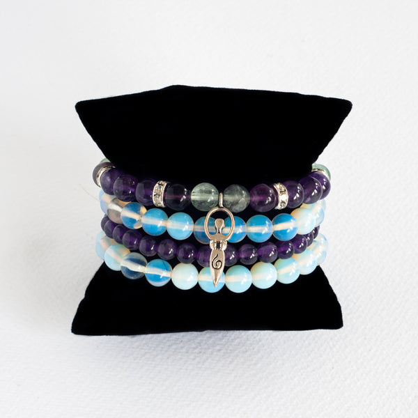 Beads Bracelet Set - Spiritual Connection