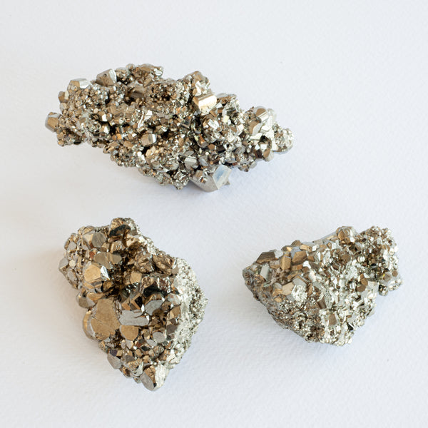 Pyrite - Rough Stone