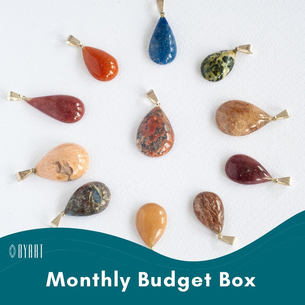Monthly Budget Box