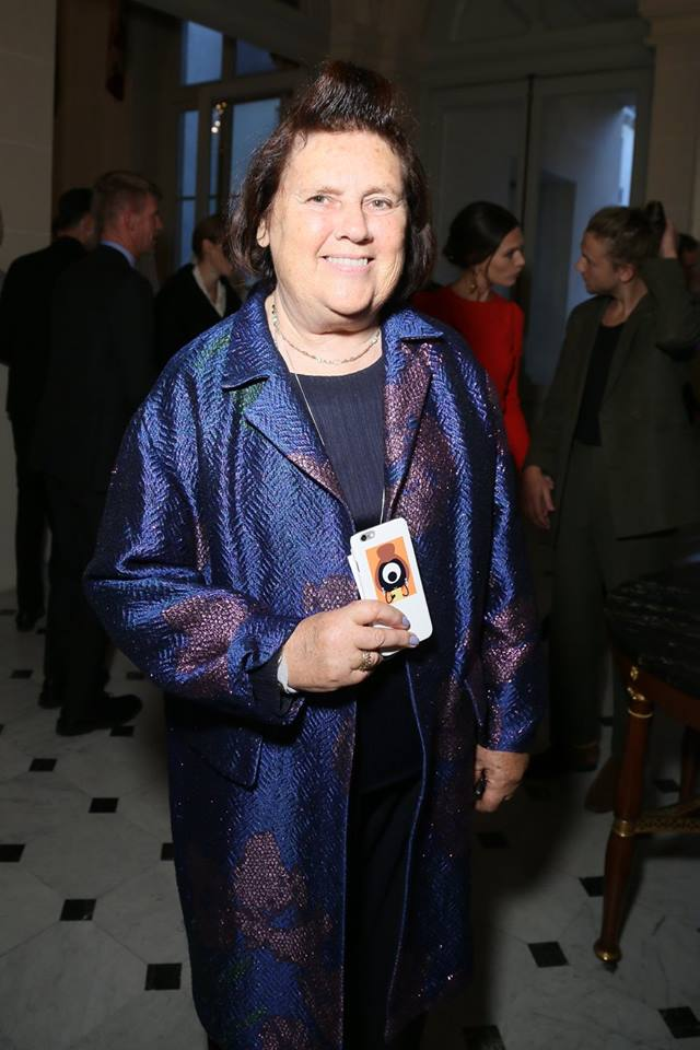Suzy Menkes looked at the presentation of Golpira Jewelry
