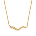 Rainforest Necklace, diamond