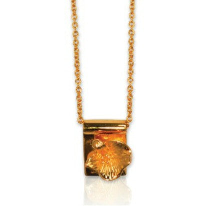 The Phoebe Necklace - gold