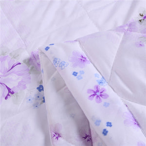 yu si rong summer quilt airable cover summer quilts brushed blank holder feather fabric comforter