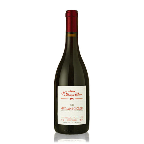 2012 Maison Williams Chase Nuits Saint Georges