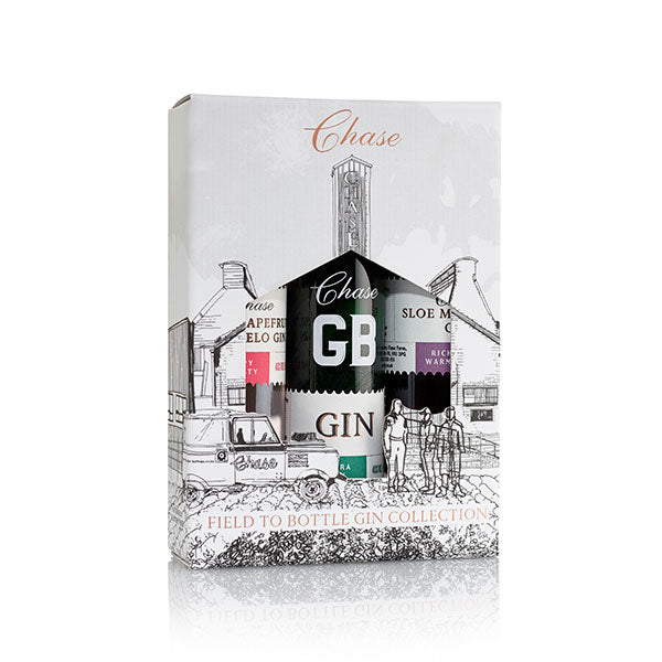 Field to Bottle Gin Collection
