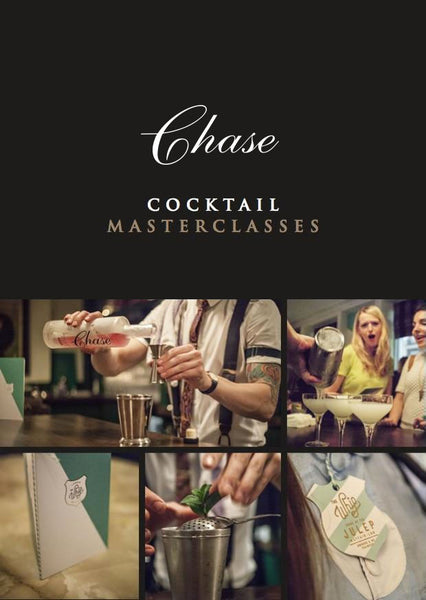 Chase Cocktail Masterclass at The Running Horse in Mayfair. Minimum 4 people.