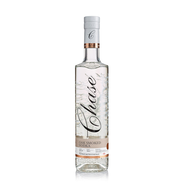 Chase Oak Smoked Vodka, 40%