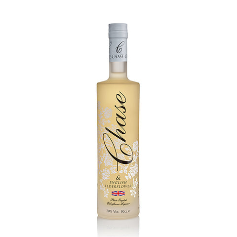 Chase Elderflower Liqueur, 20%
