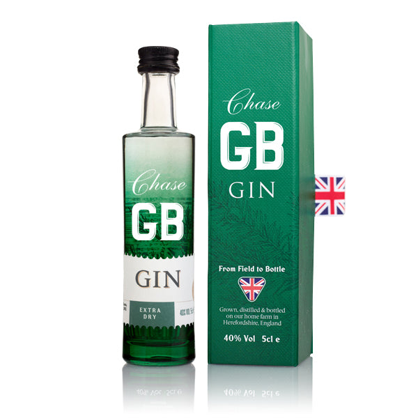 Chase GB Gin 5cl, 40%