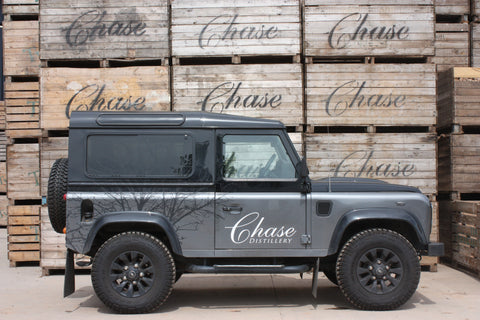 Chase Land Rover Defender 90 Final Landmark Edition