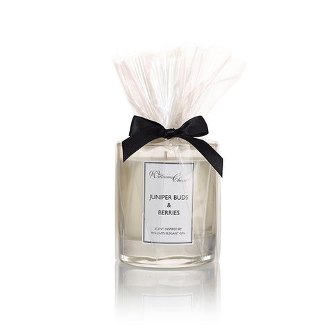 Williams Elegant Gin Candle; Juniper Buds & Berries
