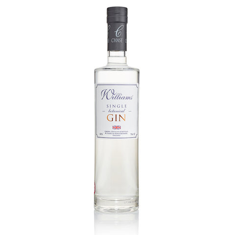 Williams Single Botanical Gin/Chase Juniper Vodka, 40%