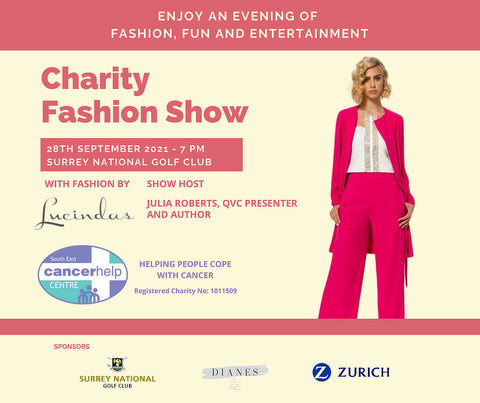 Charity Fashion Show – 28th September 2021
