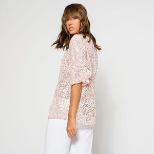 Access Spell Sequin Top - Lucindas on-line
