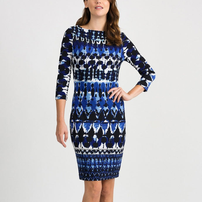 Joseph Ribkoff Dress 201473 - Lucindas on-line