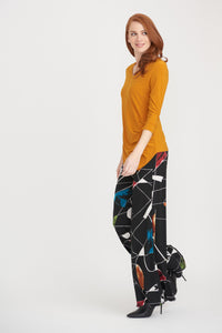 Joseph Ribkoff wide leg trousers 203541 - Lucindas on-line