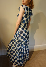 Load image into Gallery viewer, Arggido Polka Dot Wrap Dress - Lucindas on-line