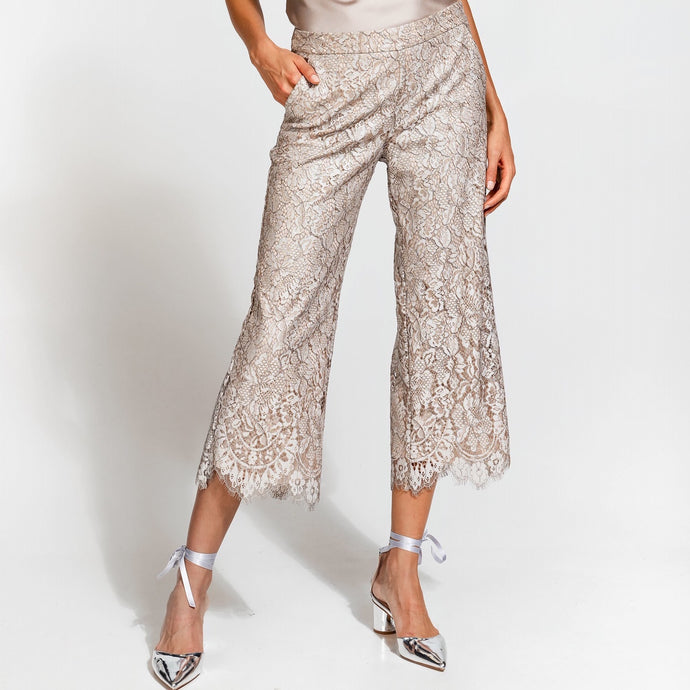 Access Crop Trousers - Lucindas on-line