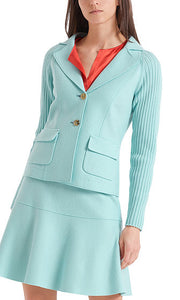 Marc Cain knitted blazer PC 34.34 J30 - Lucindas on-line