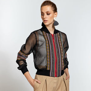 Access Spell Bomber Jacket - Lucindas on-line