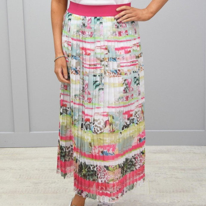 Just White skirt 42584 - Lucindas on-line