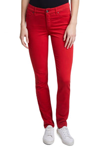 Oui Baxtor Jeans (available in red and green)