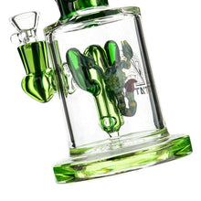 Load image into Gallery viewer, Tattoo Glass Cactus Bong