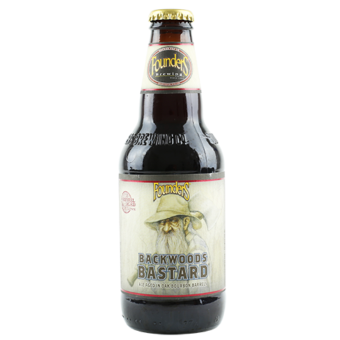 Founders Backwwod Bastard