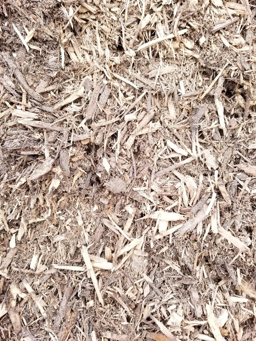 Dark Natural Mulch (per yard)