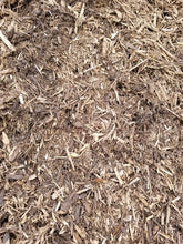 Load image into Gallery viewer, Dark Natural Mulch (per yard)