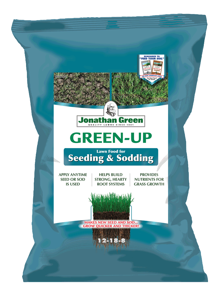 Seed and sod  (each bag)