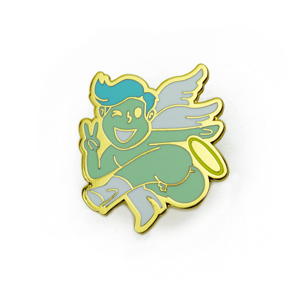 Angel Booty Pin