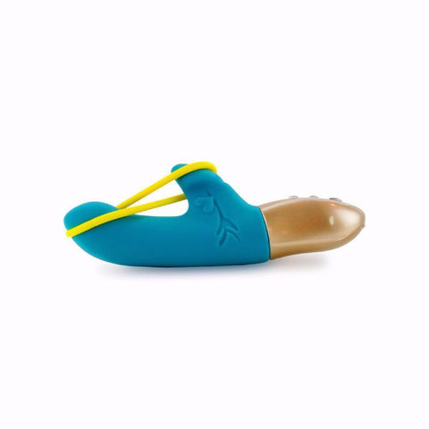 Fun Factory Amorino Teal Vibrator