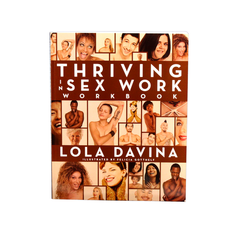 Thriving in Sex Work Workbook