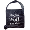 The Smitten Kitten's Custom Shopping Tote