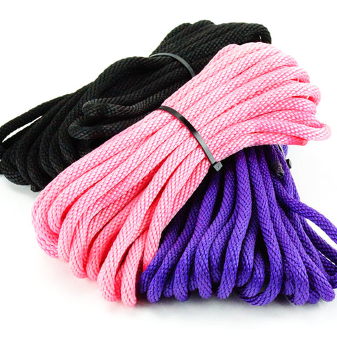 "5/16"" Solid Braid MFP Bondage Rope"